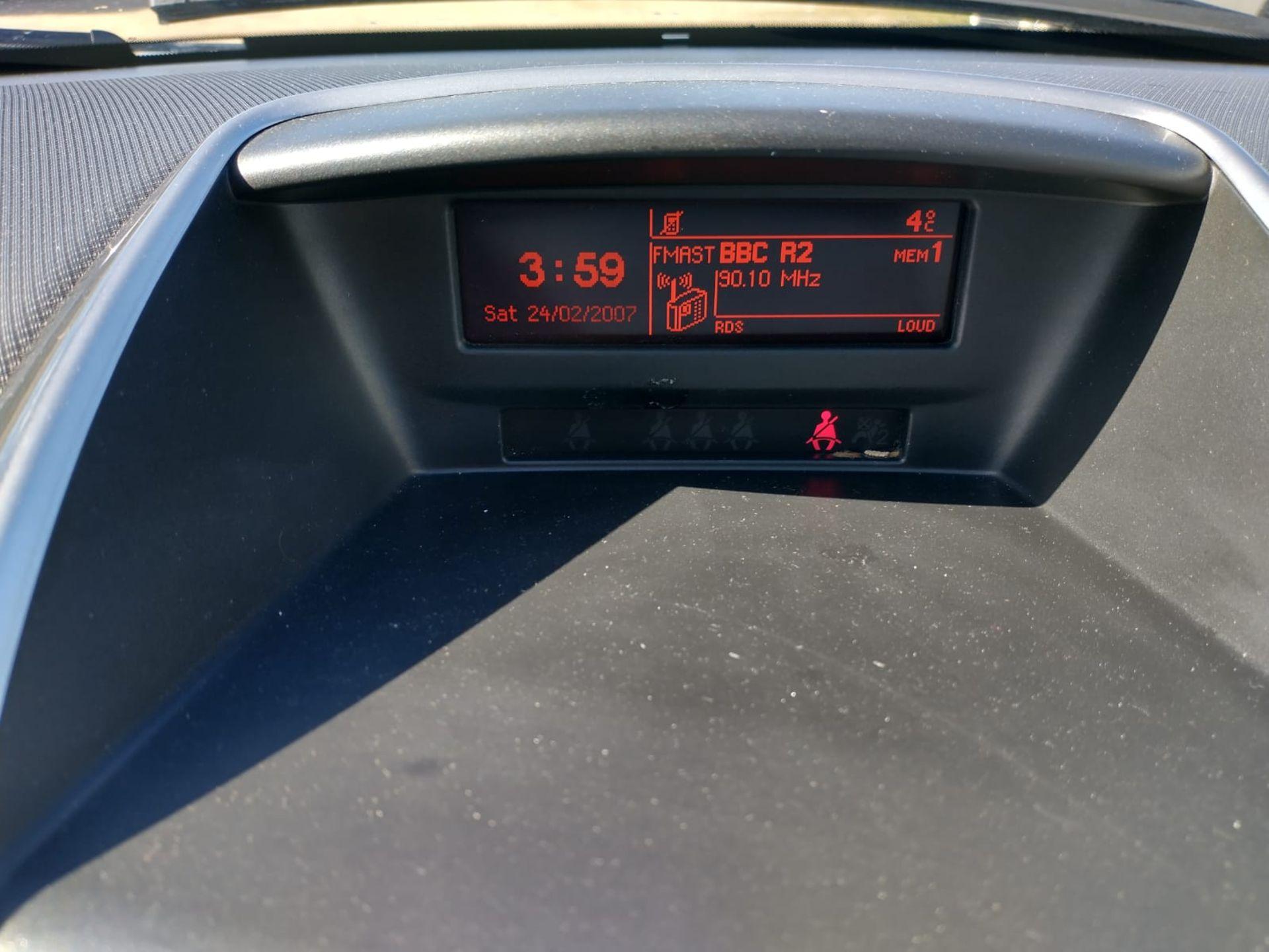 2012 Peugeot 207 Allure 1.6 5DR Hatchback - Image 10 of 16