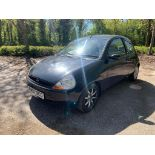 2007 Ford Ka Zetec Climate 3dr - CL505 - NO VAT ON THE HAMMER - Location: Corby