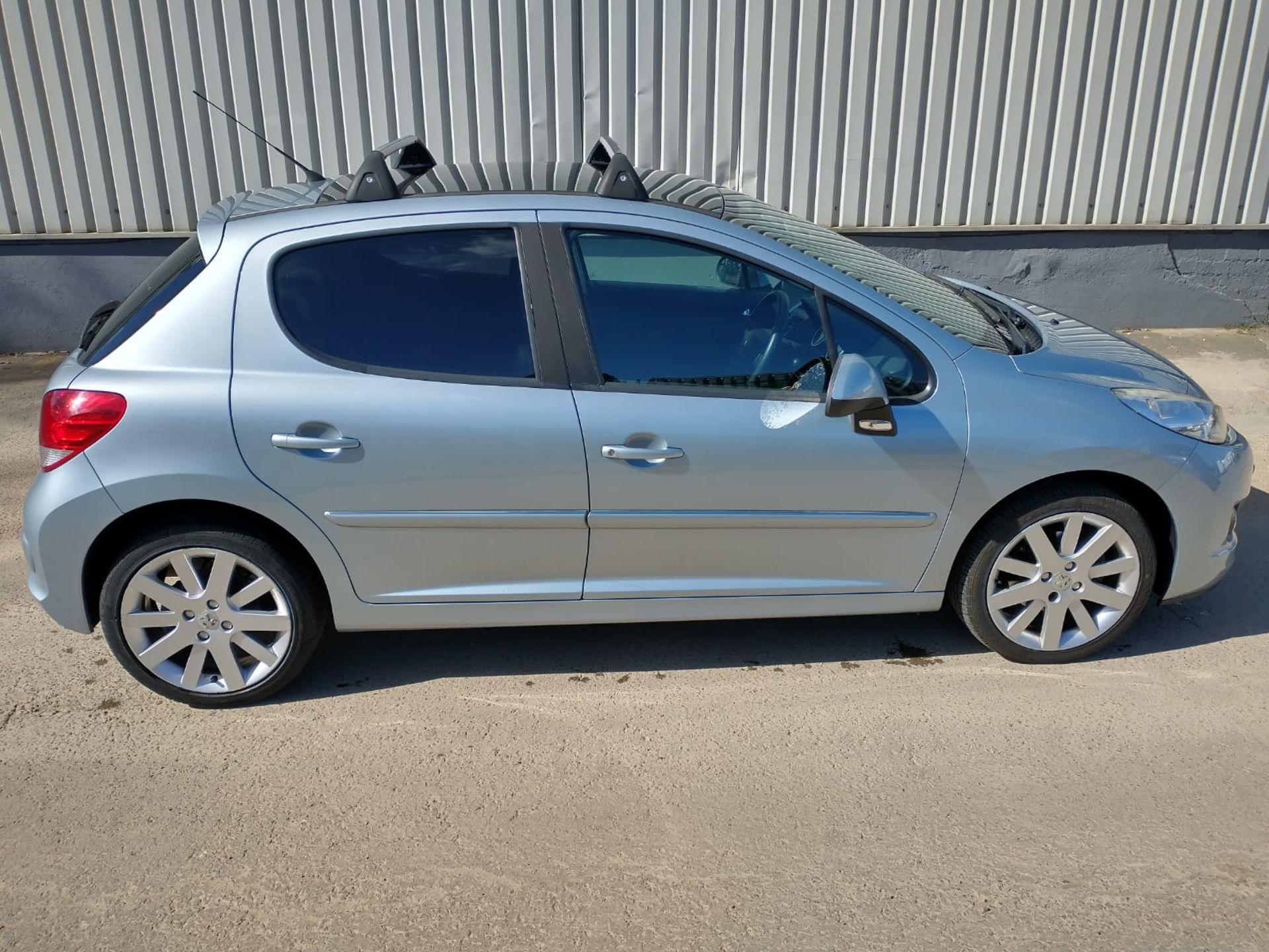 2012 Peugeot 207 Allure 1.6 5DR Hatchback - Image 5 of 16