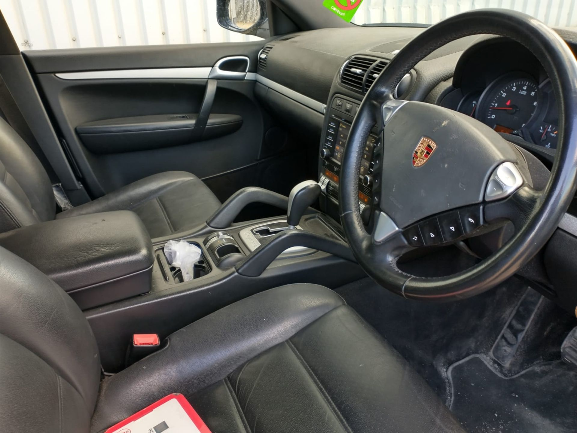 2008 Porsche Cayenne Tiptronic 3.6 5Dr SUV - CL505 - NO VAT ON THE HAMMER - Location: Corby, Northam - Image 4 of 16