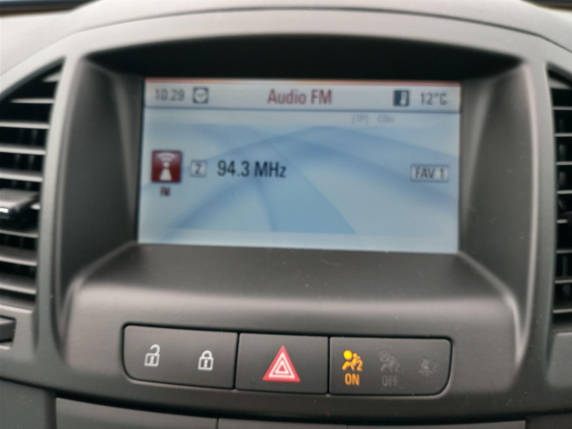 2009 Vauxhall Insignia Elite Nav CDTI 5dr 2.0 Diesel - CL505 - NO VAT ON THE HAMMER - Location: Corb - Image 21 of 22