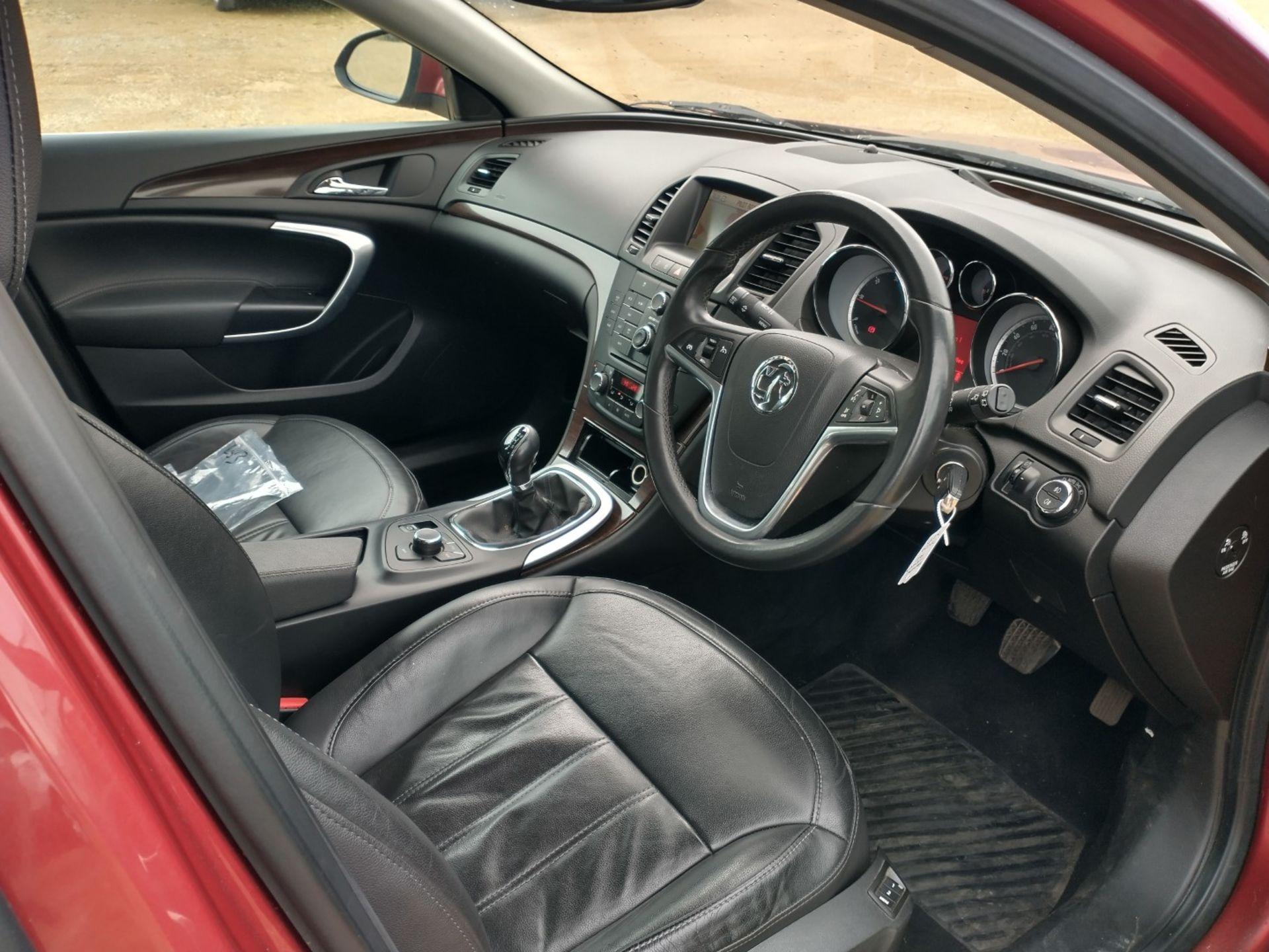 2009 Vauxhall Insignia Elite Nav CDTI 5dr 2.0 Diesel - CL505 - NO VAT ON THE HAMMER - Location: Corb - Image 16 of 22