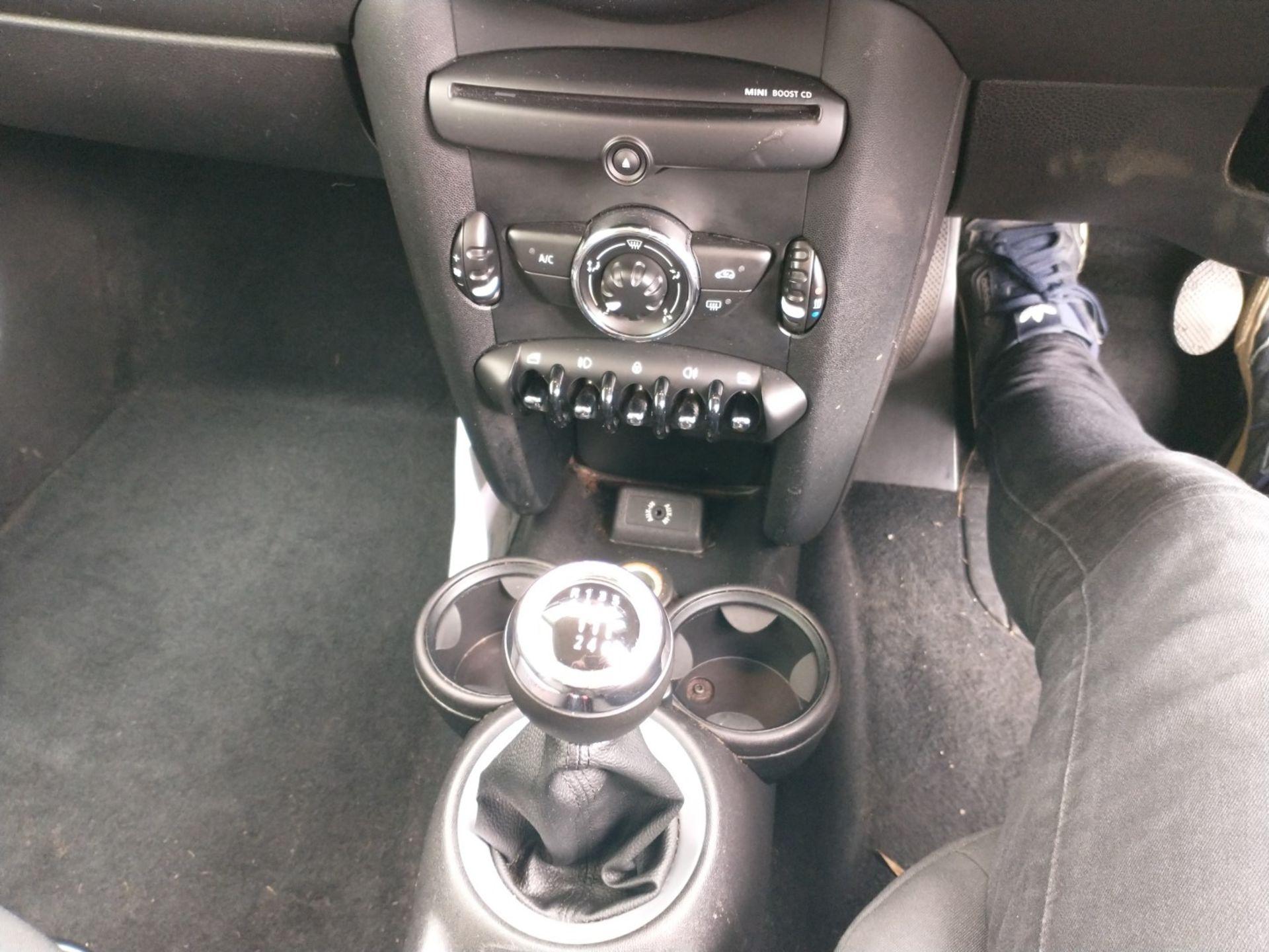 2012 Mini Cooper D 1.6 3Dr Hatchback - CL505 - NO VAT ON THE HAMM - Image 5 of 15