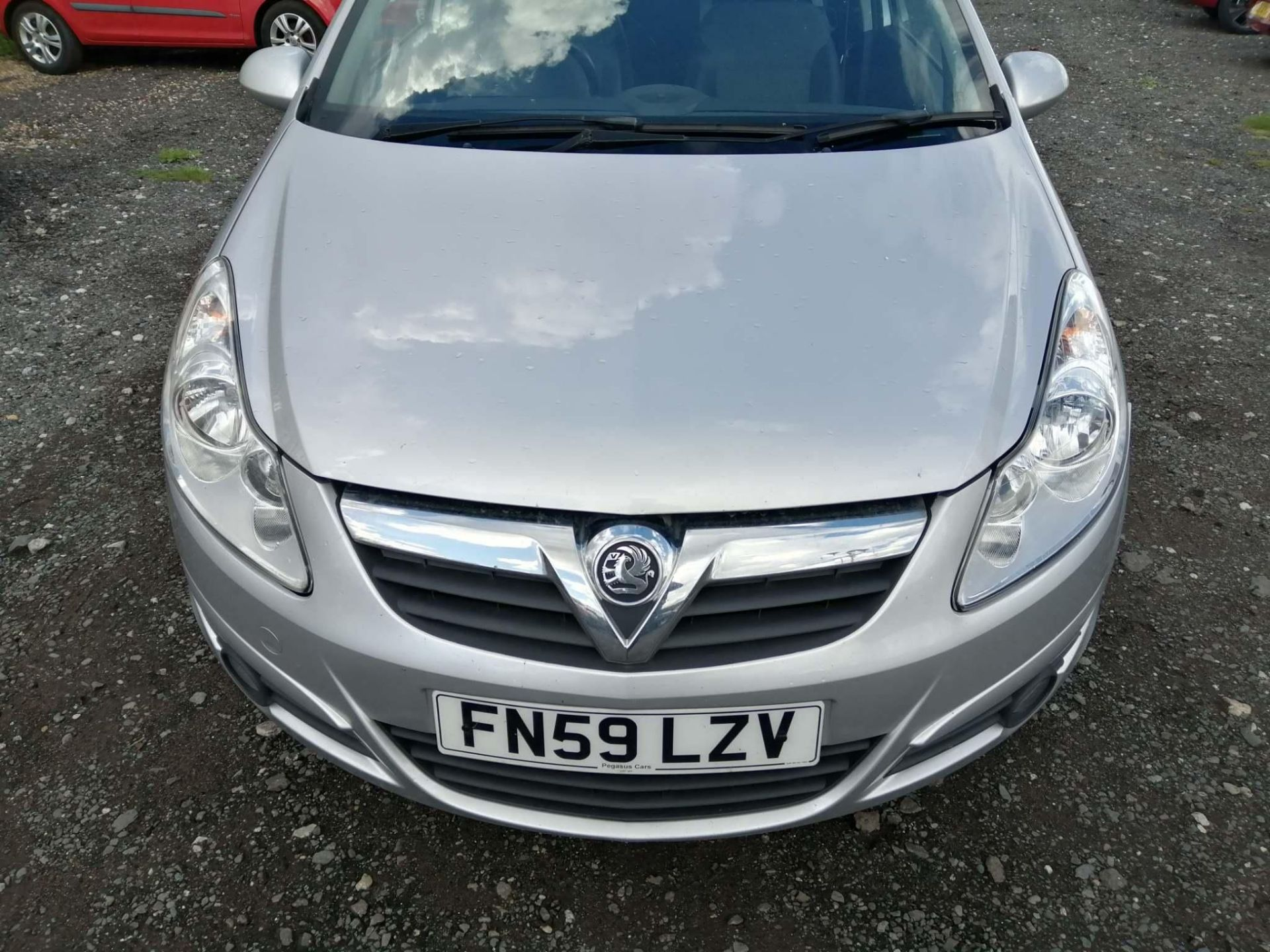 2010 Vauxhall Corsa 1.2 Design 3dr Hatchback - CL505 - NO VAT ON THE HAMMER - Location: Corby - Image 2 of 11