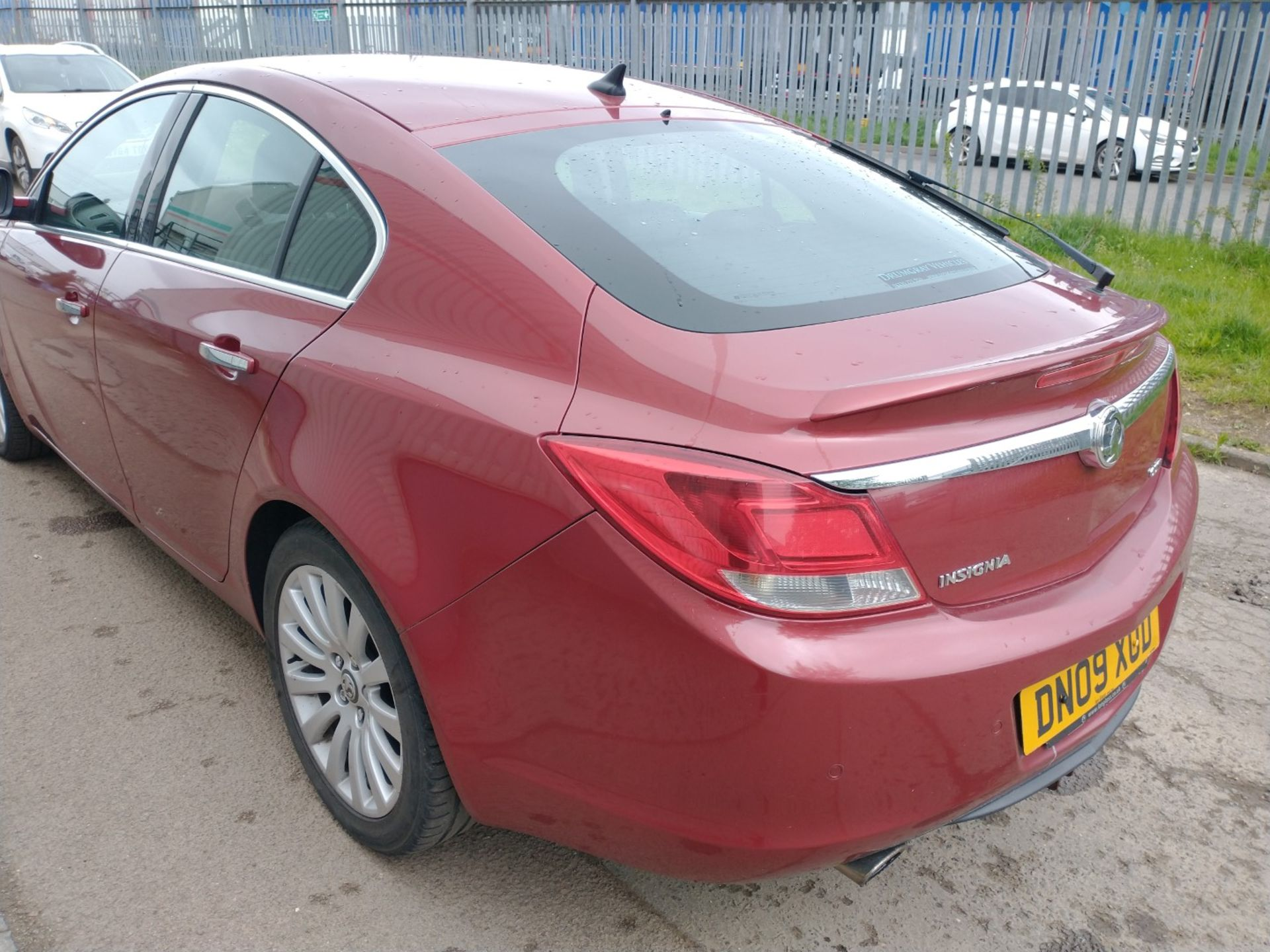 2009 Vauxhall Insignia Elite Nav CDTI 5dr 2.0 Diesel - CL505 - NO VAT ON THE HAMMER - Location: Corb - Image 7 of 22