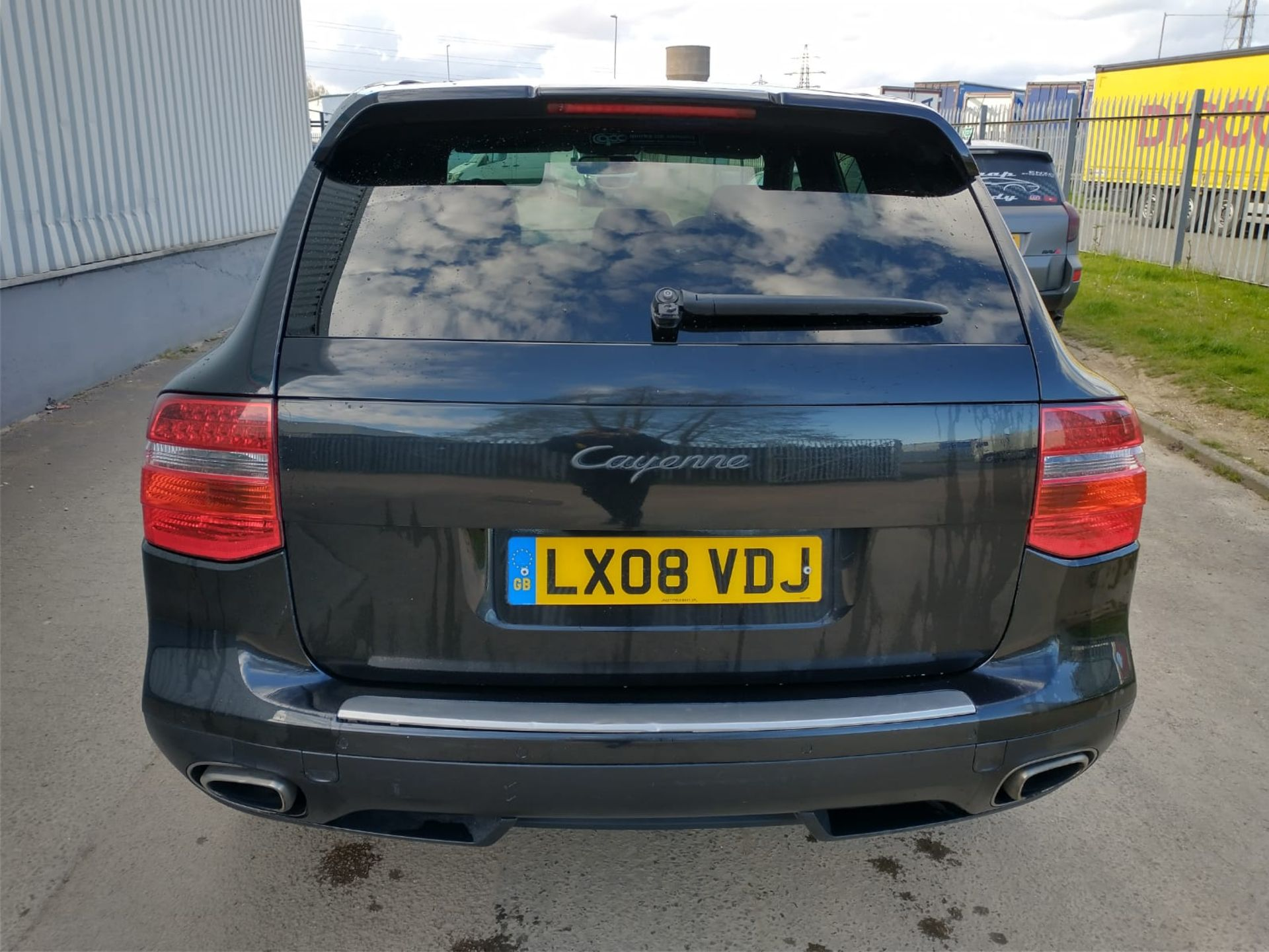 2008 Porsche Cayenne Tiptronic 3.6 5Dr SUV - CL505 - NO VAT ON THE HAMMER - Location: Corby, Northam - Image 9 of 16