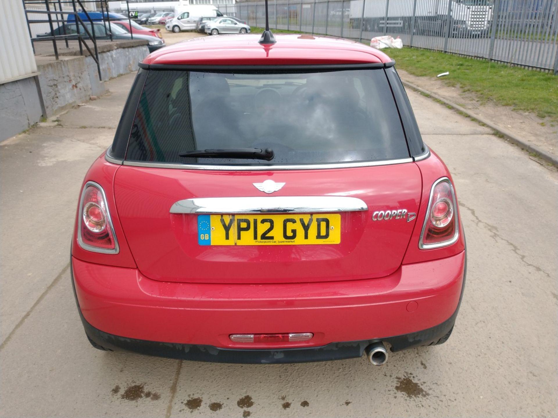 2012 Mini Cooper D 1.6 3Dr Hatchback - CL505 - NO VAT ON THE HAMM - Image 6 of 15