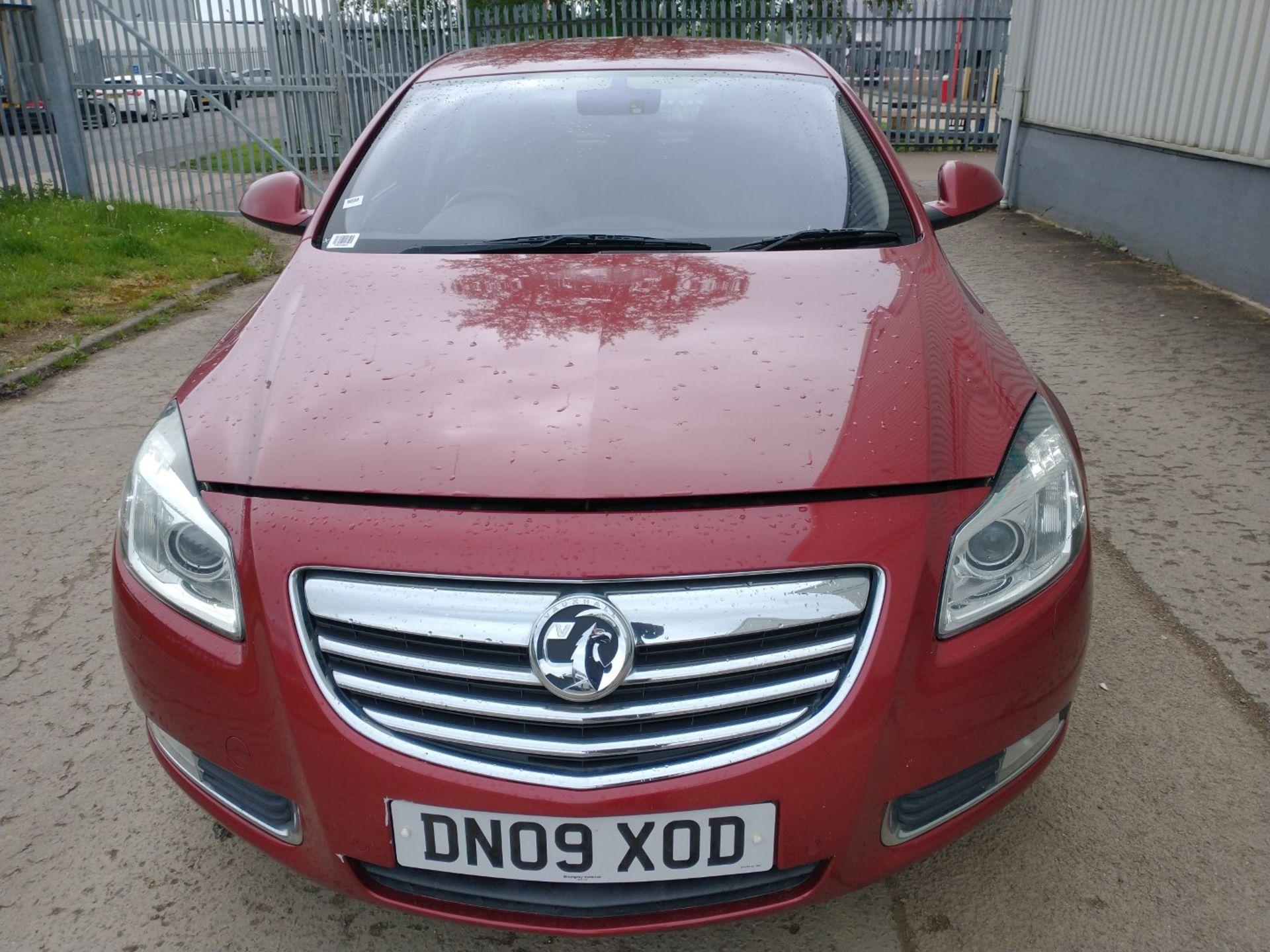 2009 Vauxhall Insignia Elite Nav CDTI 5dr 2.0 Diesel - CL505 - NO VAT ON THE HAMMER - Location: Corb - Image 3 of 22