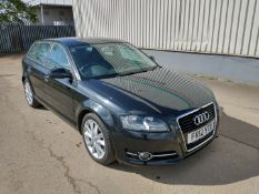 2012 Audi A3 Sportback 1.6 Tdi Hatchback - Full Service History - CL505 - NO VAT ON THE HAMMER -