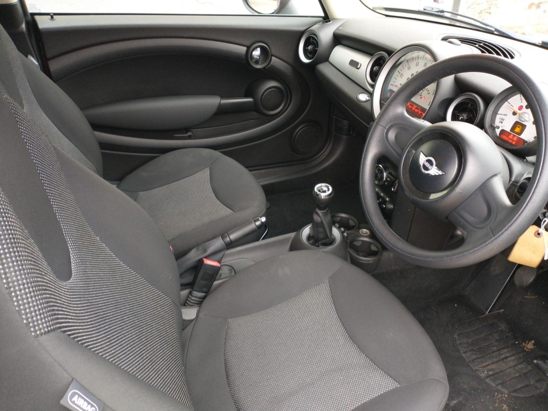 2012 Mini Cooper D 1.6 3Dr Hatchback - CL505 - NO VAT ON THE HAMM - Image 3 of 15