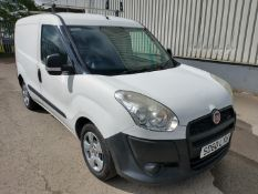 2010 Fiat Doblo 16V Multi Jet - CL505 - NO VAT ON THE HAMMER - Location: Corby