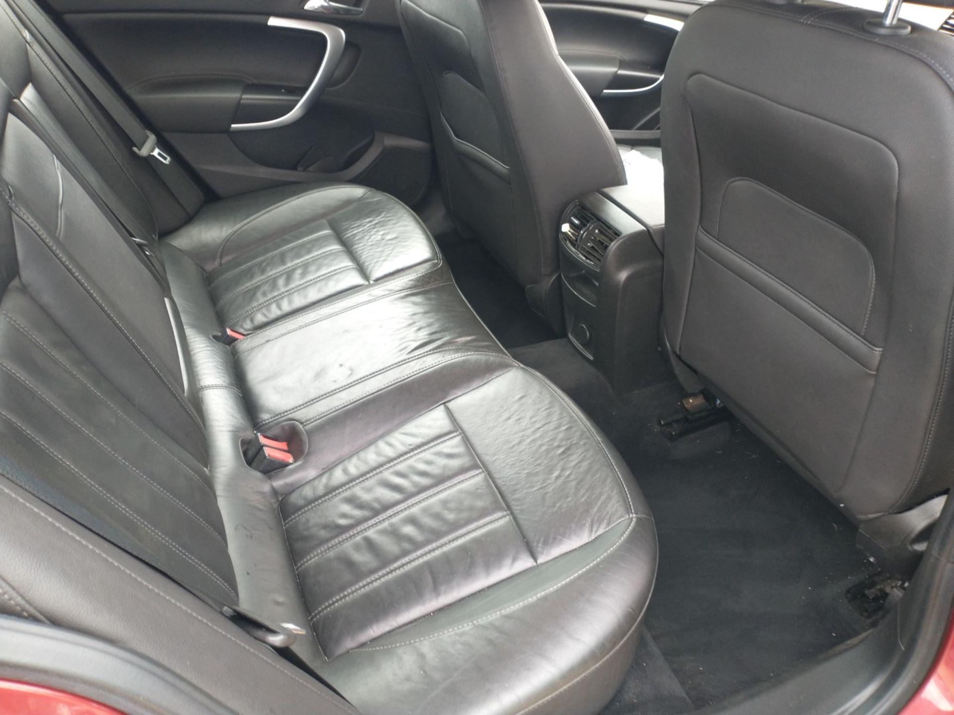2009 Vauxhall Insignia Elite Nav CDTI 5dr 2.0 Diesel - CL505 - NO VAT ON THE HAMMER - Location: Corb - Image 11 of 22