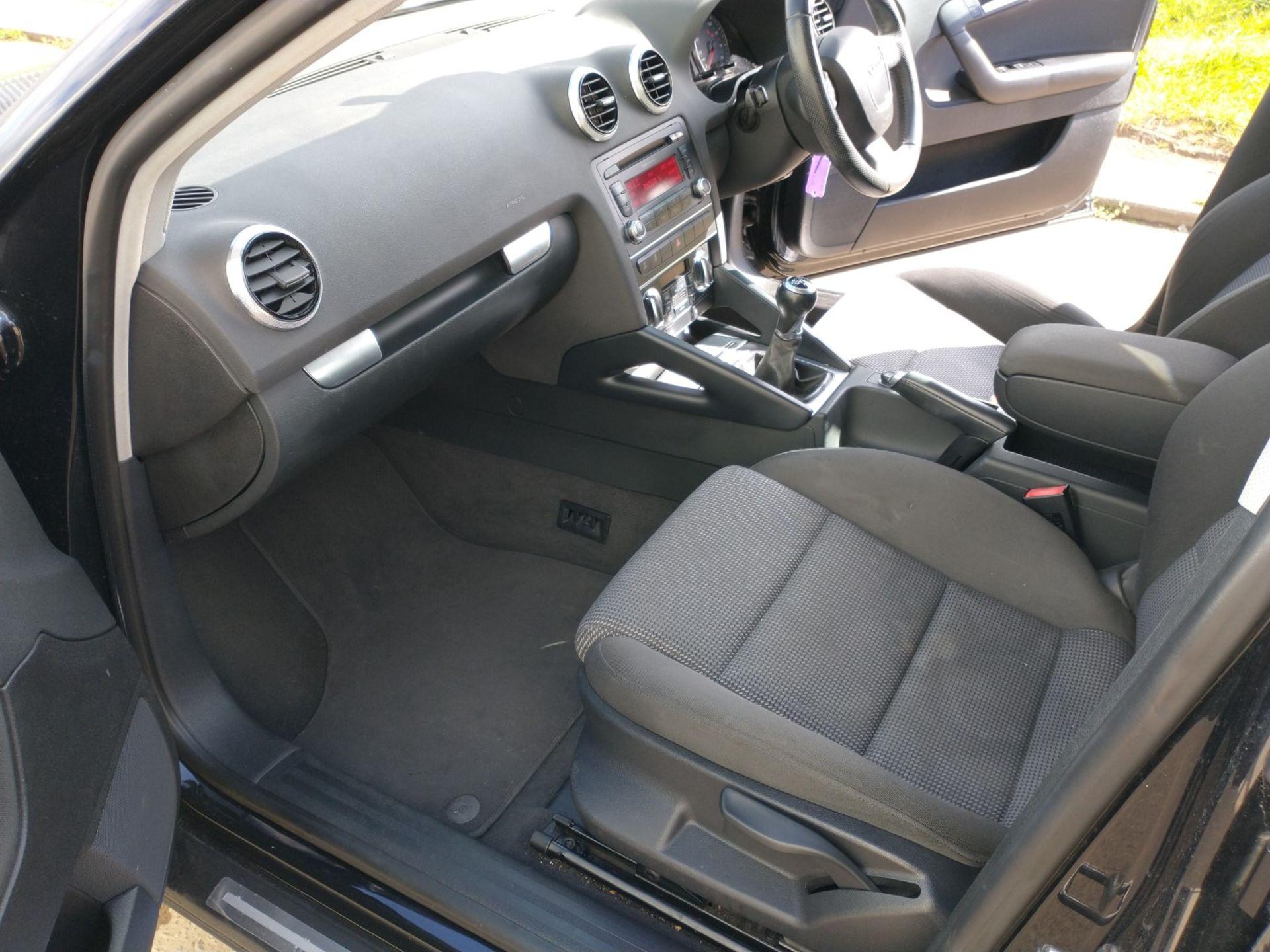 2012 Audi A3 Sportback 1.6 Tdi Hatchback - Full Service History - CL505 - NO VAT ON THE HAMMER - - Image 15 of 26