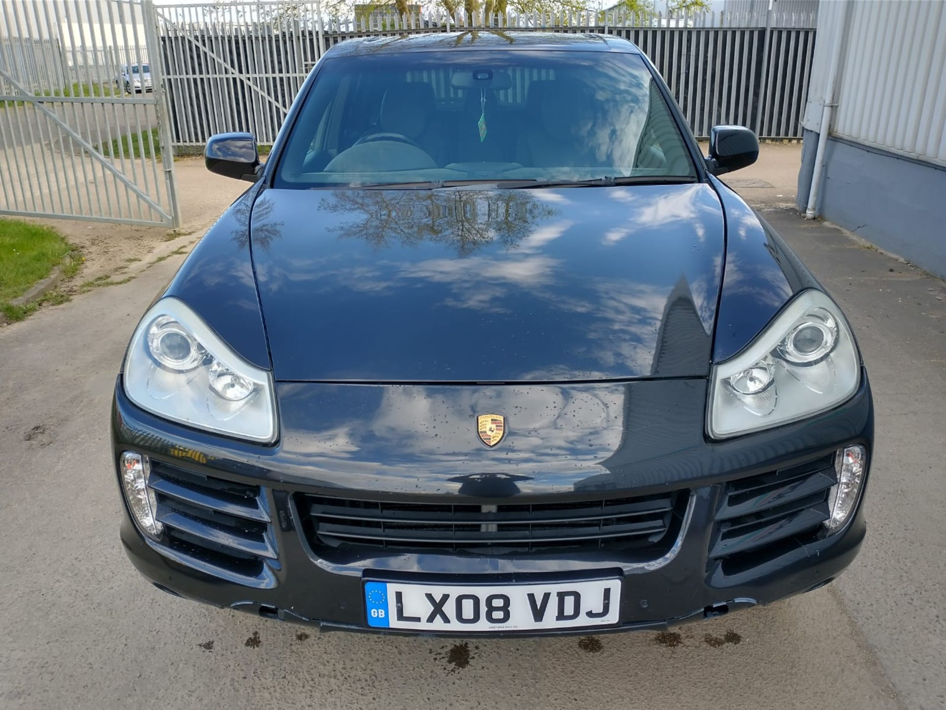 2008 Porsche Cayenne Tiptronic 3.6 5Dr SUV - CL505 - NO VAT ON THE HAMMER - Location: Corby, Northam - Image 12 of 16