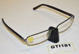 1 x Genuine GUCCISpectacle Eye Glasses Frame - Ex Display Stock- Ref: GTI181 - CL645 -