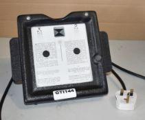2 x Items of Eye Testing Equipment - Ref: GTI144 - CL645 - Location: Altrincham WA14This item was