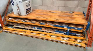 68 x Pallet Racking Crossbeams - 260cm - CL646 - Location: Belle View, Manchester.Collection: This