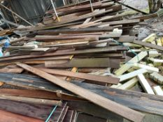 Large Quantity of Various Pieces of Wood and Offcuts -CL616 - Location: Altrincham WA14Please see