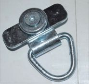 20 x Swivel D Ring Brackets For Truck Beds, Vans, Boats etc - Part No CS7 - New and Unused - CL622 -