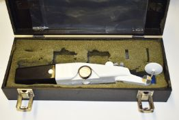 1 x Clement Clake Perkins Tonometer With Carry Case - Ref: GTI157 - CL645 - Location: Altrincham
