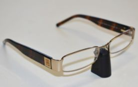 1 x Genuine GIVENCHY Spectacle Eye Glasses Frame - Ex Display Stock- Ref: GTI174 - CL645 -