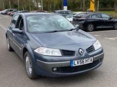 2006 Renault Megane Privilege 1.6 5Dr Hatchback
