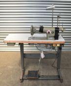 1 xBrotherLockstitch Straight Stitch Industrial Sewing Machine - Model B755-MKII