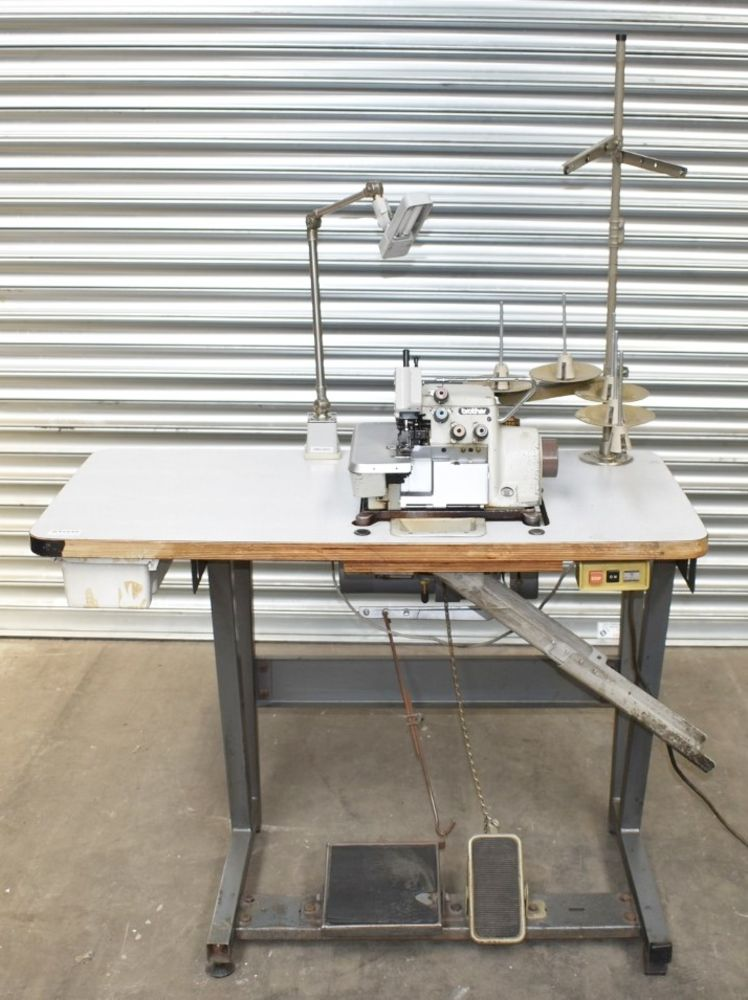 Industrial SEWING MACHINES and Contents of DRESSMAKERS - Features Sewing Machines, Industrial Steam Iron, Mannequins, Clothes Rails & More!