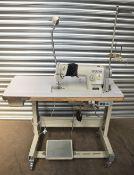 1 xBrother Lockstitch Industrial Sewing Machine - Model SL-1110-3