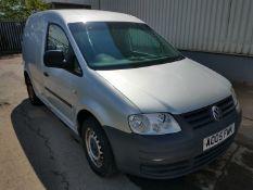 2005 VW Caddy 69Ps Sdi Panel Van - CL505 - NO VAT ON THE HAMM