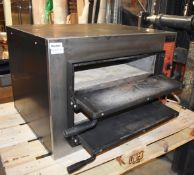 1 x Twin Deck GGF Single Phase PIZZA OVEN With Four Pizza Capacity