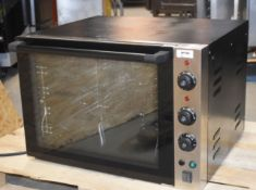 1 x Countertop Combi Oven / Grill - 240v UK Plug - Suitable For Restaurants, Bistos, Pubs, Hotels or