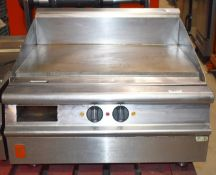 1 x Falcon Dominator E3841 Solid Top Cooking Griddle