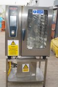 1 x Rational SCC 10 Combi Oven - Dimensions: H171 x W84 x D77 cms - Ref 668 WH2 - CL653 - Recently