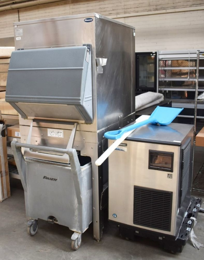 Commercial Catering Auction - Wide Selection of Equipment From Various Restaurants and Supermarkets