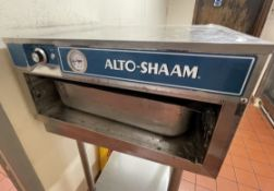 1 x Alto-Shaam Food Warmer Drawer With Stand - Model 500-1D - 240v Power - Dimensions: H296 x W62