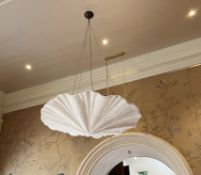 6 xLarge Bespoke Artisan Uplighter Ceiling Light Pendants- 121cm In Diameter - Ref: BLVD104 -