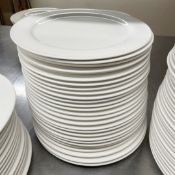 43 x VILLEROY & BOCH 'Adriana' Premium Fine China Dining Restaurant 31.5cm Round Main Course Plates