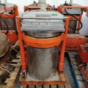 1 x Orwak 5030 Waste Compactor Bailer - Used For Compacting Recyclable or Non-Recyclable Waste -
