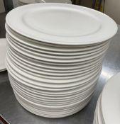 28 x VILLEROY & BOCH 'Adriana' Premium Fine China Dining Restaurant 31.5cm Round Main Course