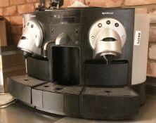 1 x Nespresso Gemini CS220 Pro Coffee Machine With Pod Holder and Pods - RRP £2,300 - Ref: RB275 -