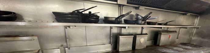 Selection of Pots and Pans - Ref: BLVD000 - CL649 - Location: London W8This item is to be removed