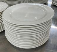 30 x VILLEROY & BOCH 'Adriana' Premium Fine China Dining Restaurant 29cm Round Dinner Plates - 2