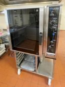 1 x Blue Seal Moffat Turbofan E35 Convection Oven With Stand - Model E35-30-453- 400v Power -