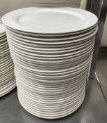 36 x VILLEROY & BOCH 'Adriana' Premium Fine China Dining Restaurant 29cm Round Main Course (0173)
