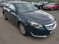 2014 Vauxhall Insignia 2.0 CDTI Design Nav 5 Door Hatchback- CL505 - NO VAT ON THE HAMMER -