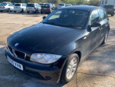 2005 BMW 116i 5 Door Hatchback - CL505 - NO VAT ON THE HAMMER - Location: Corby