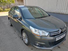 2012 Citreon C4 VTR+ Hdi 91 5dr Hatchback - CL505 - NO VAT ON THE HAMMER - Location: Corby