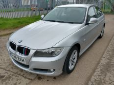2010 BMW 316D ES 5dr Saloon 2.0 Diesel - CL505 - NO VAT ON THE HAMMER - Location: Corby