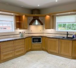Sunday 13th June, 8pm: Bespoke Fitted Kitchens, New & Boxed Designer Furniture And Lighting / Monday 14th June: Car and Van Auction